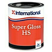 International Bootslack Super Gloss HS (Weiß, 750 ml)
