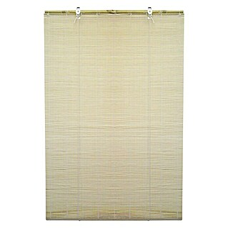 Estor de bambú Basic (An x Al: 80 x 180 cm, Natural)(An x Al: 80 x 180 cm, Natural)