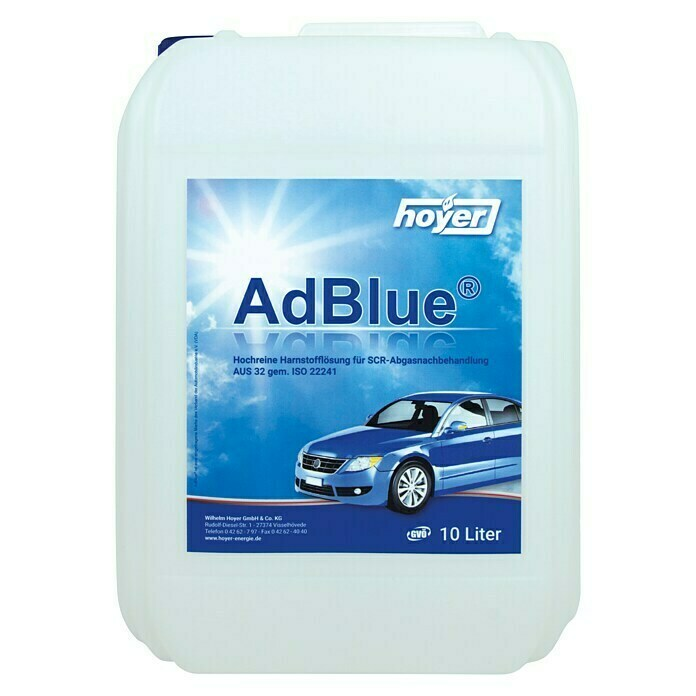 Hoyer AdBlue (10 l) -