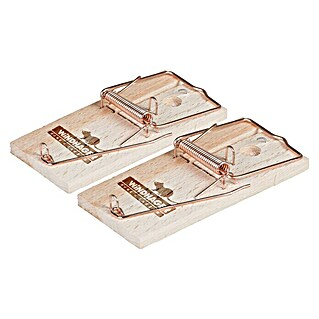 Windhager Mausefalle Lose (Schlagfalle, Holz)(Schlagfalle, Holz)