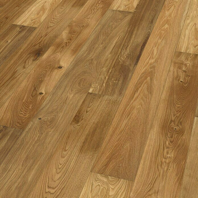 HKS Krügers Fertigparkett Eiche Almond (2.400 x 180 x 16 mm) -