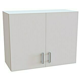Top Element B Armario alto (L x An x Al: 33 x 80 x 70 cm, Blanco)