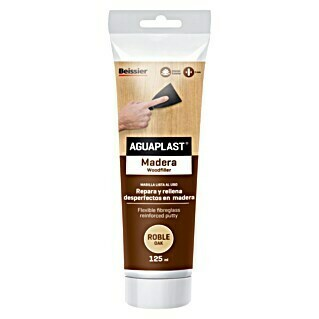 Beissier Aguaplast Masilla para madera (Roble, 125 ml)(Roble, 125 ml)