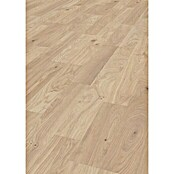 LOGOCLIC Laminado AC4-32 Roble Swedish Country (1.285 x 192 x 8 mm, Efecto madera)