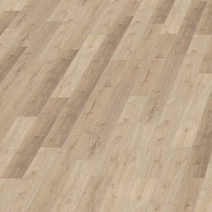 Decolife Vinylboden Hardy Oak (1.220 x 185 x 10,5 mm, Landhausdiele) -