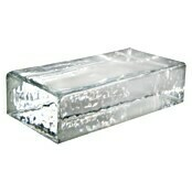 Fuchs Design Glasziegel Crystal Collection (Klar, Vollsicht, 20 x 10 x 5 cm)