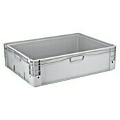 Surplus Systems Eurobox (L x An x Al: 80 x 60 x 22 cm, Plástico, Gris)