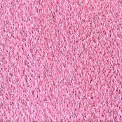 Classis Carpets  Infinity Grass Rasenteppich World of Colors (200 x 133 cm, Poppy Pink, Ohne Noppen)