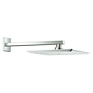 Grohe Kopfbrausen-Set Rainshower Allure 210 (23 x 23 cm, 12 l/min bei 3 bar, Chrom)(23 x 23 cm, 12 l/min bei 3 bar, Chrom)