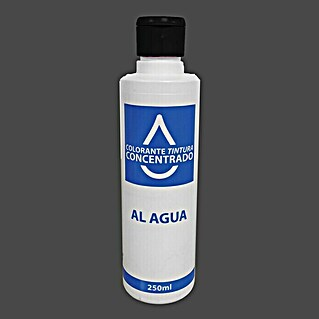 Colorante Concentrado al agua (Negro, 250 ml)(Negro, 250 ml)