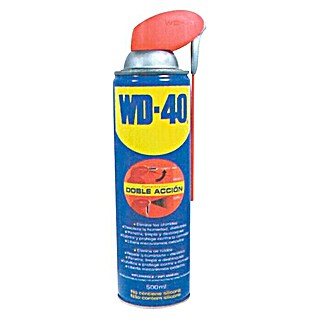 WD-40 Lubricante Doble Acción (500 ml)(500 ml)