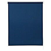 Estor enrollable Roll-up (An x Al: 100 x 250 cm, Azul, Opaco)