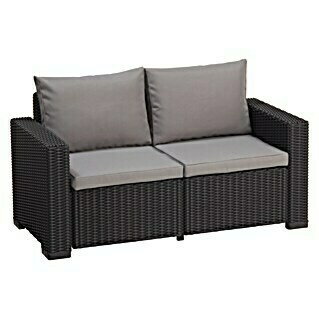 Allibert Loungesofa California (141 cm, Anthrazit)
