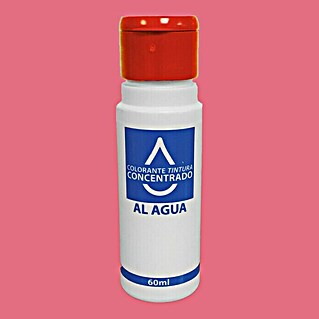Colorante Concentrado al agua (Rojo, 60 ml)(Rojo, 60 ml)
