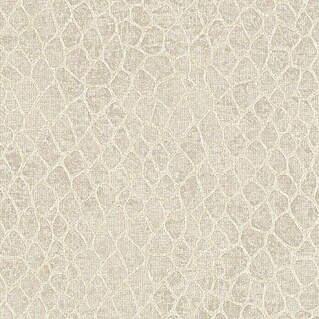 Papel pintado Moderno texturado (Beige, Aspecto animal, 1,05 x 0,53 m)(Beige, Aspecto animal, 1,05 x 0,53 m)