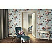Barbara Home Collection Vliestapete (Mint, Uni, 10,05 x 0,53 m)