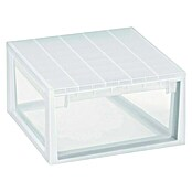 Terry Caja con tapa Light Drawer L (L x An x Al: 39 x 39,6 x 21,3 cm)