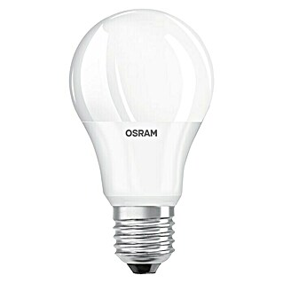 Osram Pack bombillas LED A60 (5 uds., 9 W, E27, Blanco cálido, Mate)