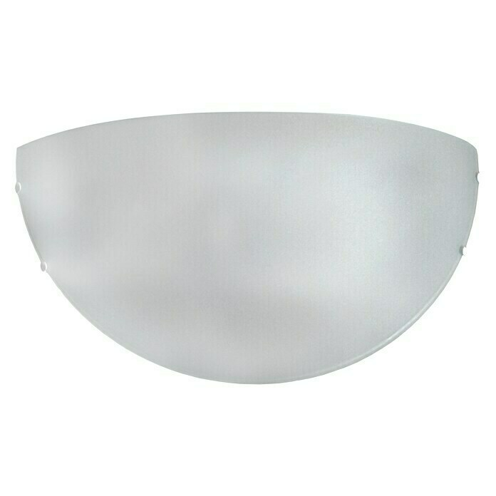 Xtrelamp Aplique de pared LED Eclipse (20 W, Blanco, L x An x Al: 9 x 25 x 13 cm)