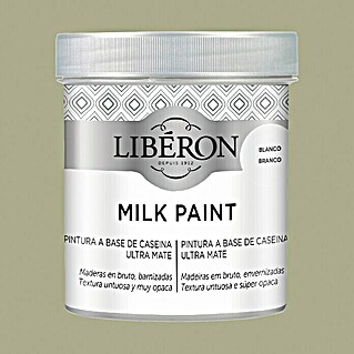 Libéron Pintura Milk paint (Caqui, 500 ml, Mate)(Caqui, 500 ml, Mate)