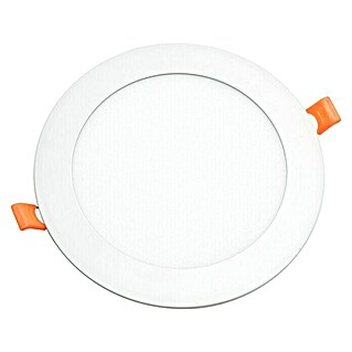 Alverlamp Downlight LED empotrable DLP (18 W, Color de luz: Blanco frío, L x An: 22,1 x 22,1 cm, Blanco)(18 W, Color de luz: Blanco frío, L x An: 22,1 x 22,1 cm, Blanco)