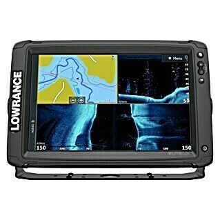 Lowrance Fishfinder & GPS-Kartenplotter Elite-12 Ti 2 (Geber: Active Imaging 3-in-1-Geber, Bildschirmtyp: 12″/305 mm Solar Max Display)(Geber: Active Imaging 3-in-1-Geber, Bildschirmtyp: 12″/305 mm Solar Max Display)