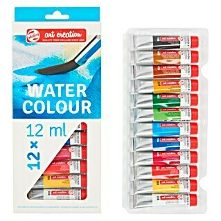 Talens Art Creation Set de acuarelas (12 x 12 ml)(12 x 12 ml)