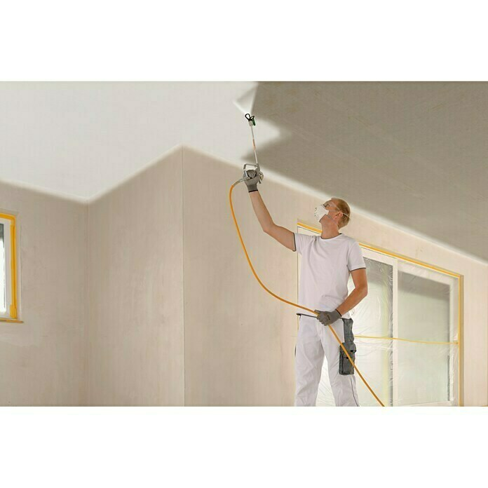 Wagner High Efficiency Airless  Farbsprühsystem Power Painter 90