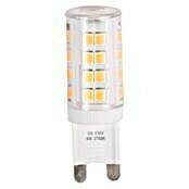 Garza Bombilla LED (3,5 W, G9, Color de luz: Blanco cálido, No regulable, Capsular)