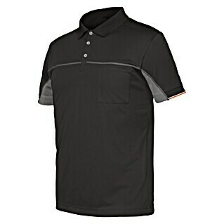 Industrial Starter Stretch Polo Extreme (S, Gris oscuro)(S, Gris oscuro)