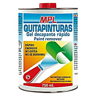 MPL Decapante Quitapinturas (750 ml)(750 ml)