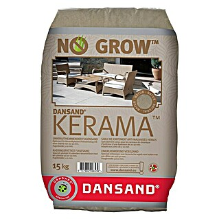 Dansand Fugensand No Grow (Sand/Neutral, Fugentiefe: 20 - 30 mm, 15 kg)(Sand/Neutral, Fugentiefe: 20 - 30 mm, 15 kg)