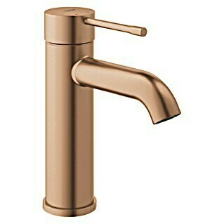 Grohe Essence New Waschtischarmatur S-Size (Ohne Zugstange, Warm Sunset, Matt)