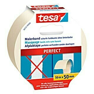 tesa Malerband Perfect (50 m x 50 mm)(50 m x 50 mm)