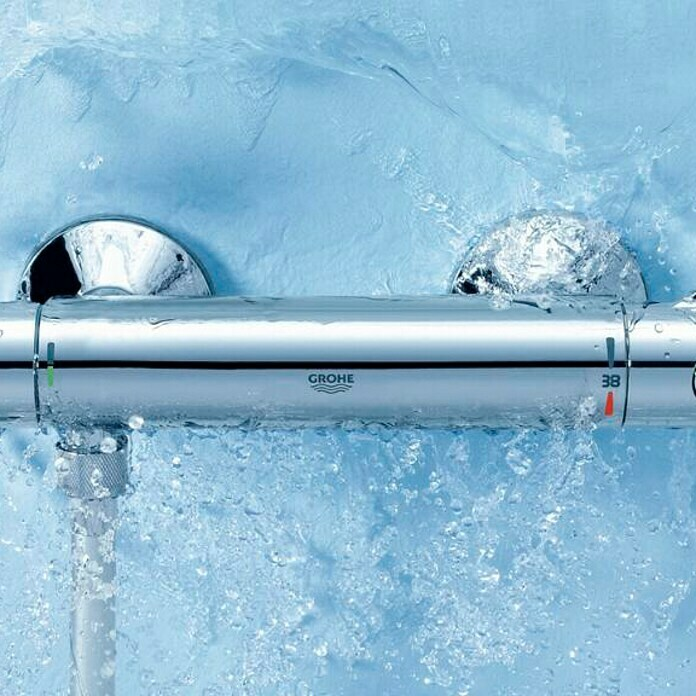 Grohe Grohtherm 800 Douchethermostaat (Chroom, Glanzend)