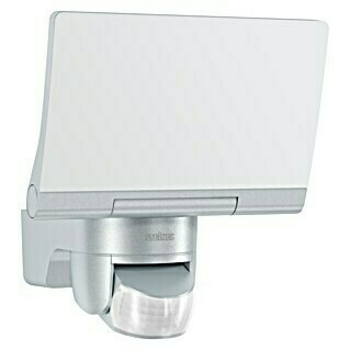 Steinel Proyector LED con sensor XLED Home 2 (Plateado, 14 W, Blanco cálido)(Plateado, 14 W, Blanco cálido)