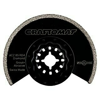 Craftomat Diamantsegmentzaagblad ACZ 85 RD (85 mm)