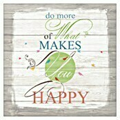 ProArt Type Hype Decopanel (Do more of what makes you Happy., 30 x 30 cm)