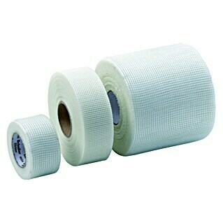Schuller Glasfasergewebeband Drywall Tape Pro (Selbstklebend, 20 m x 48 mm)(Selbstklebend, 20 m x 48 mm)