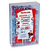 Fischer Meister-Box Dübel-Set Duopower (160-tlg.)