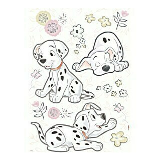 Komar Dekosticker Best Of Friends (20-tlg., 70 x 50 cm)(20-tlg., 70 x 50 cm)