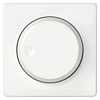 Simon 82 Tapa regulador luminoso (Blanco, En pared, Aluminio)(Blanco, En pared, Aluminio)
