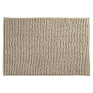 MSV Alfombra para baño Chenille (40 x 60 cm, Taupe)(40 x 60 cm, Taupe)