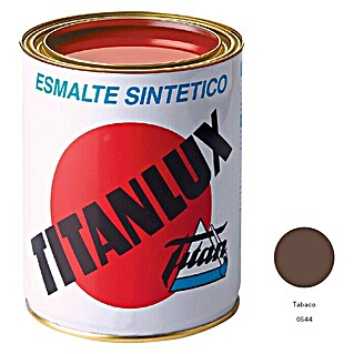 Titanlux Esmalte de color (Tabaco, 750 ml, Brillante)(Tabaco, 750 ml, Brillante)