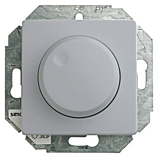 Simon 82 Regulador luminoso (Blanco, En pared, Aluminio)(Blanco, En pared, Aluminio)