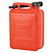 Bidón tipo Jerry Can 5 l (Rojo)
