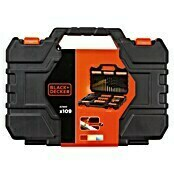 Black+Decker Set de puntas (109 piezas)