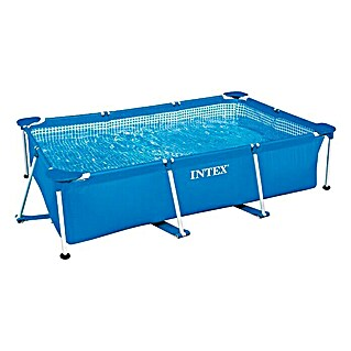 Intex Frame-Pool-Set Family I (260 x 160 x 65 cm, 2.282 l)(260 x 160 x 65 cm, 2.282 l)