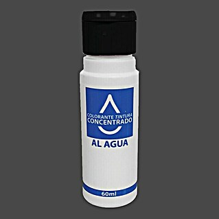 Colorante Concentrado al agua (Negro, 60 ml)(Negro, 60 ml)