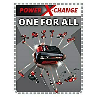 Einhell Power X-Change Baterija P-X-C Plus (18 V, 2,6 Ah)